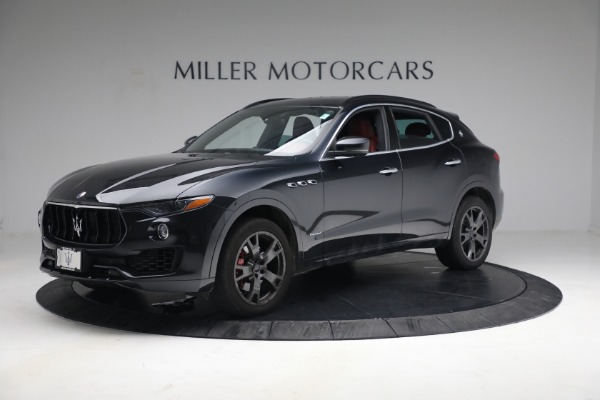 Used 2018 Maserati Levante GranSport for sale $59,900 at Bentley Greenwich in Greenwich CT 06830 2