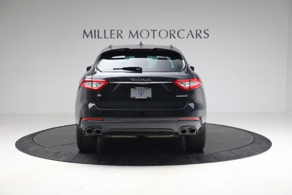 Used 2018 Maserati Levante GranSport for sale $59,900 at Bentley Greenwich in Greenwich CT 06830 5