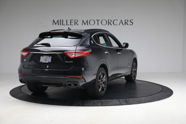 Used 2018 Maserati Levante GranSport for sale $59,900 at Bentley Greenwich in Greenwich CT 06830 6