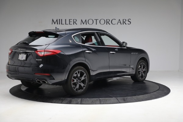 Used 2018 Maserati Levante GranSport for sale $59,900 at Bentley Greenwich in Greenwich CT 06830 7