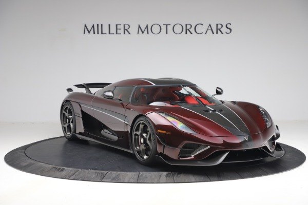 Used 2019 Koenigsegg Regera for sale Call for price at Bentley Greenwich in Greenwich CT 06830 11