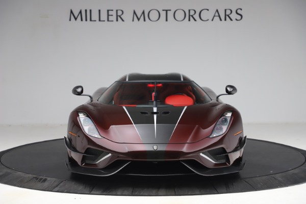 Used 2019 Koenigsegg Regera for sale Call for price at Bentley Greenwich in Greenwich CT 06830 12
