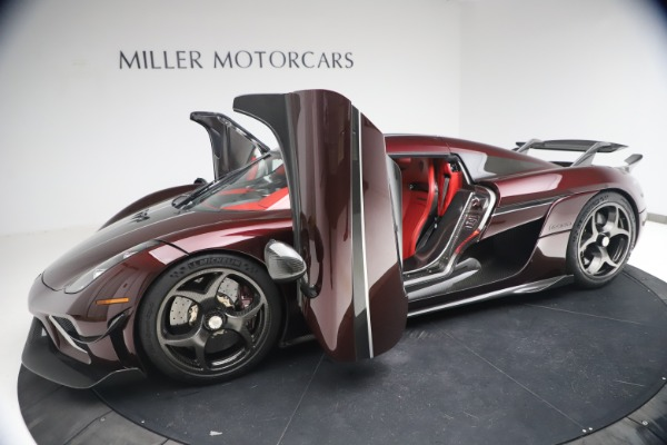 Used 2019 Koenigsegg Regera for sale Call for price at Bentley Greenwich in Greenwich CT 06830 14