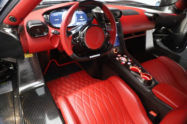 Used 2019 Koenigsegg Regera for sale Call for price at Bentley Greenwich in Greenwich CT 06830 15