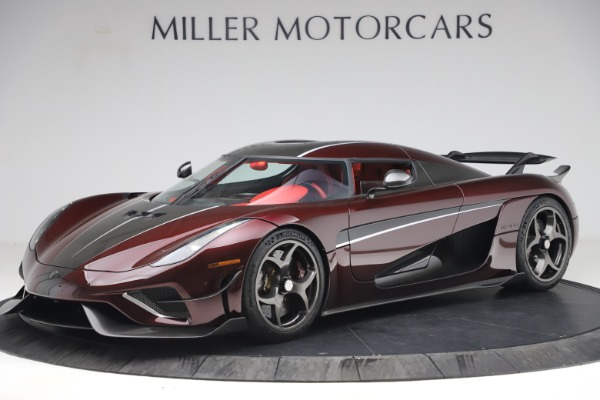 Used 2019 Koenigsegg Regera for sale Call for price at Bentley Greenwich in Greenwich CT 06830 2