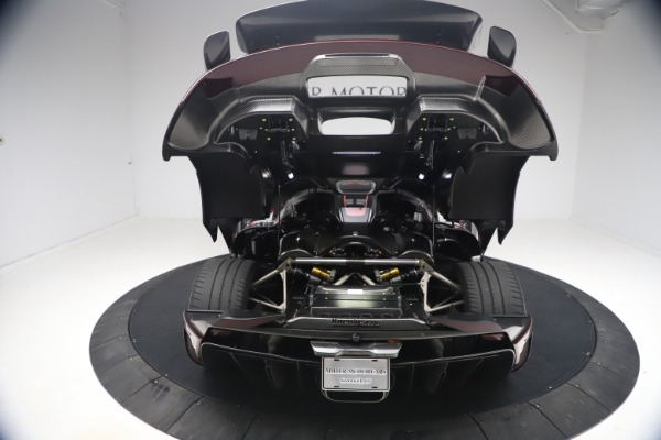Used 2019 Koenigsegg Regera for sale Call for price at Bentley Greenwich in Greenwich CT 06830 21