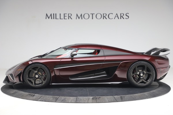 Used 2019 Koenigsegg Regera for sale Call for price at Bentley Greenwich in Greenwich CT 06830 3