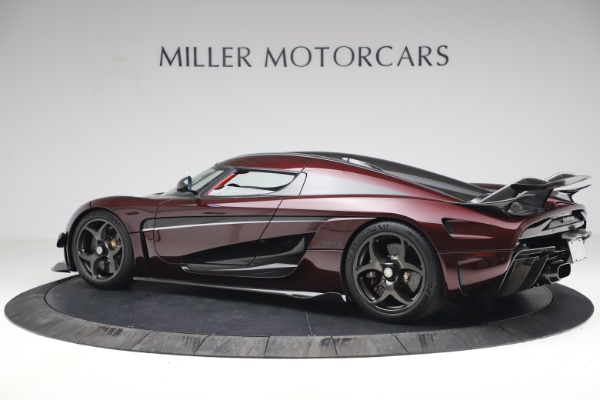 Used 2019 Koenigsegg Regera for sale Call for price at Bentley Greenwich in Greenwich CT 06830 4