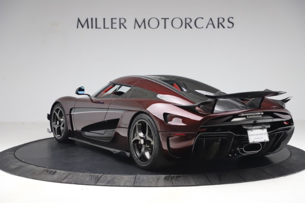 Used 2019 Koenigsegg Regera for sale Call for price at Bentley Greenwich in Greenwich CT 06830 5