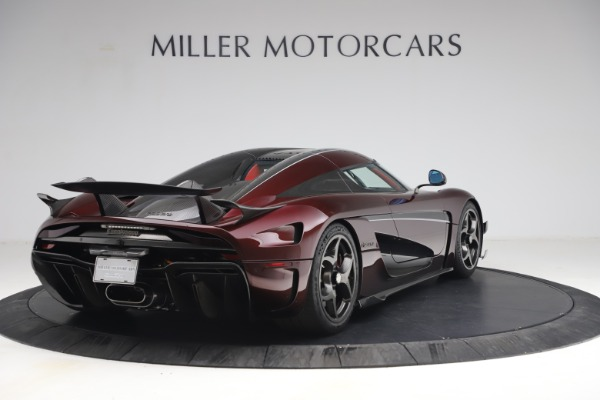 Used 2019 Koenigsegg Regera for sale Call for price at Bentley Greenwich in Greenwich CT 06830 7