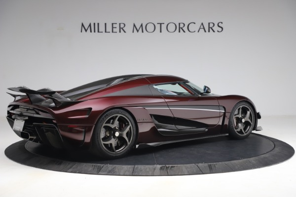 Used 2019 Koenigsegg Regera for sale Call for price at Bentley Greenwich in Greenwich CT 06830 8