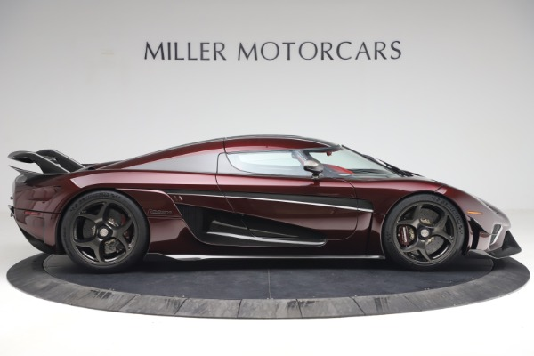 Used 2019 Koenigsegg Regera for sale Call for price at Bentley Greenwich in Greenwich CT 06830 9