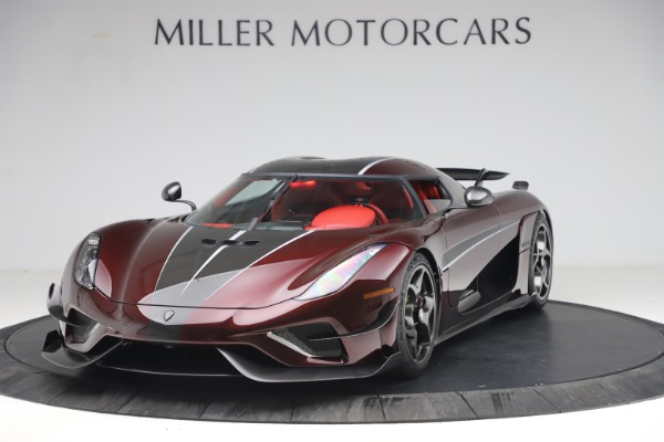 Used 2019 Koenigsegg Regera for sale Call for price at Bentley Greenwich in Greenwich CT 06830 1