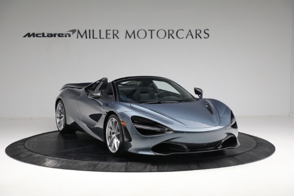 Used 2020 McLaren 720S Spider for sale $334,900 at Bentley Greenwich in Greenwich CT 06830 11