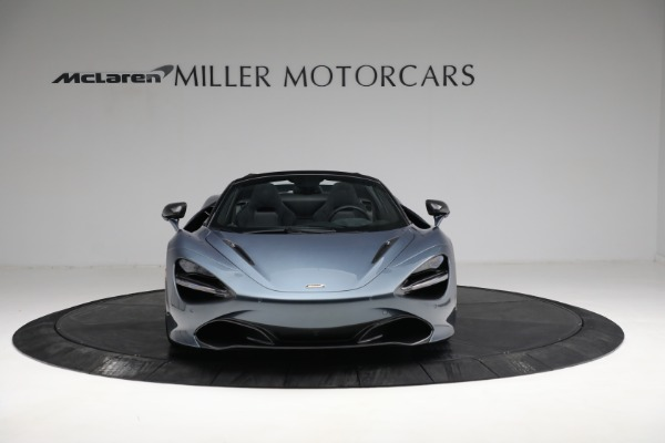 Used 2020 McLaren 720S Spider for sale $334,900 at Bentley Greenwich in Greenwich CT 06830 12