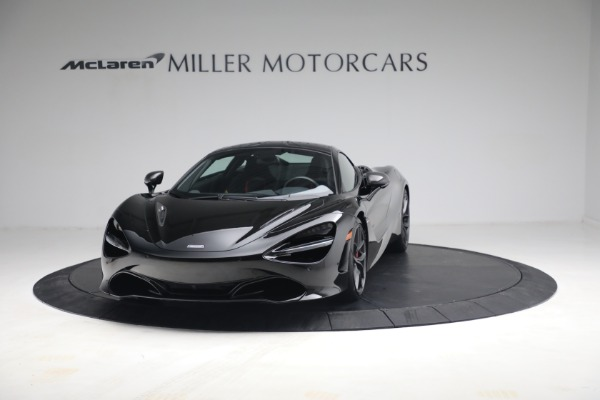 New 2021 McLaren 720S Performance for sale $344,500 at Bentley Greenwich in Greenwich CT 06830 14