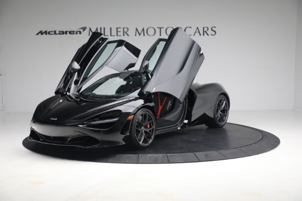 New 2021 McLaren 720S Performance for sale $344,500 at Bentley Greenwich in Greenwich CT 06830 16