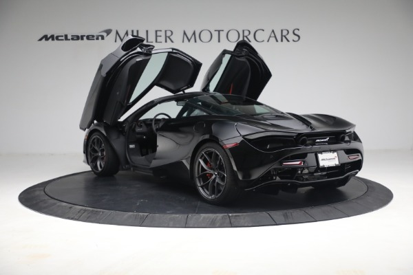 New 2021 McLaren 720S Performance for sale $344,500 at Bentley Greenwich in Greenwich CT 06830 20