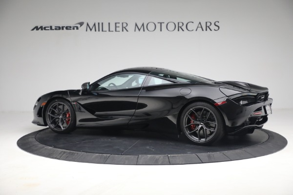 New 2021 McLaren 720S Performance for sale $344,500 at Bentley Greenwich in Greenwich CT 06830 4
