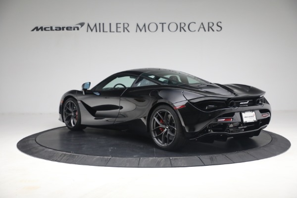 New 2021 McLaren 720S Performance for sale $344,500 at Bentley Greenwich in Greenwich CT 06830 5