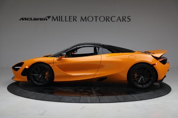New 2021 McLaren 720S Spider for sale $378,110 at Bentley Greenwich in Greenwich CT 06830 16