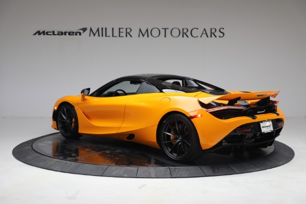 New 2021 McLaren 720S Spider for sale $378,110 at Bentley Greenwich in Greenwich CT 06830 17