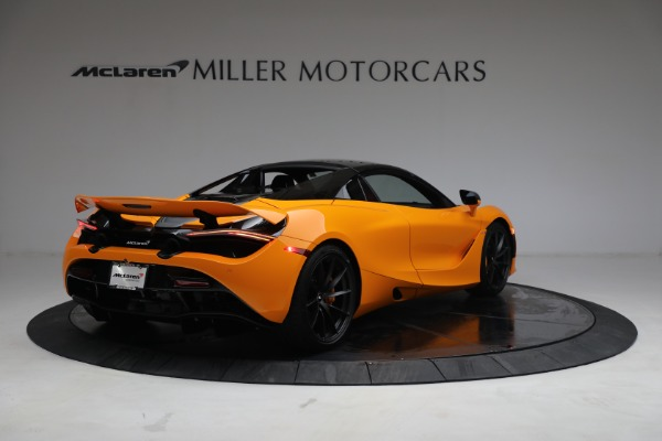 New 2021 McLaren 720S Spider for sale $378,110 at Bentley Greenwich in Greenwich CT 06830 19