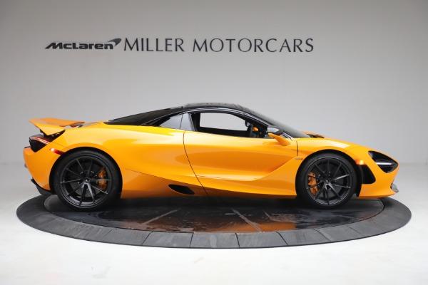 New 2021 McLaren 720S Spider for sale $378,110 at Bentley Greenwich in Greenwich CT 06830 20