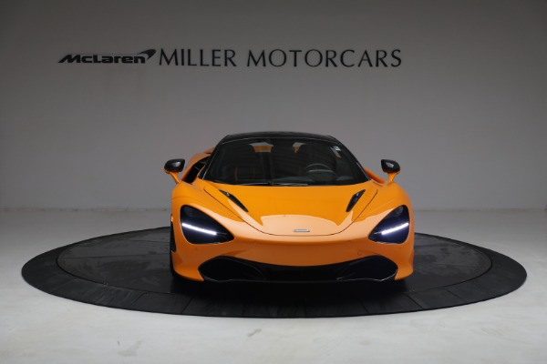 New 2021 McLaren 720S Spider for sale $378,110 at Bentley Greenwich in Greenwich CT 06830 22