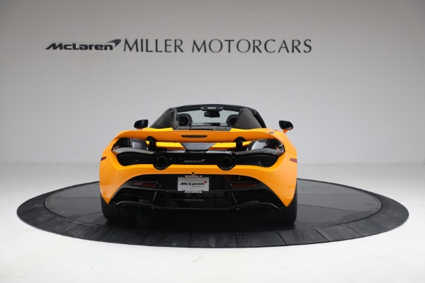 New 2021 McLaren 720S Spider for sale $378,110 at Bentley Greenwich in Greenwich CT 06830 6