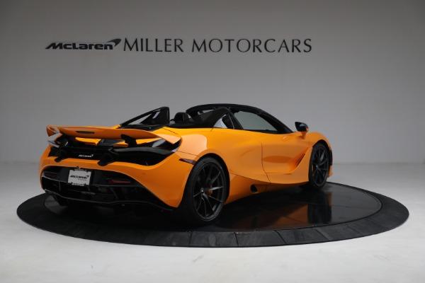 New 2021 McLaren 720S Spider for sale $378,110 at Bentley Greenwich in Greenwich CT 06830 7