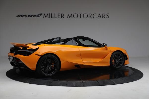 New 2021 McLaren 720S Spider for sale $378,110 at Bentley Greenwich in Greenwich CT 06830 8