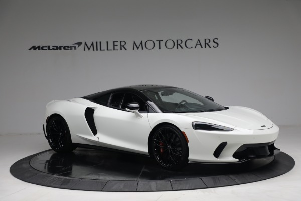 New 2021 McLaren GT Luxe for sale $217,205 at Bentley Greenwich in Greenwich CT 06830 10