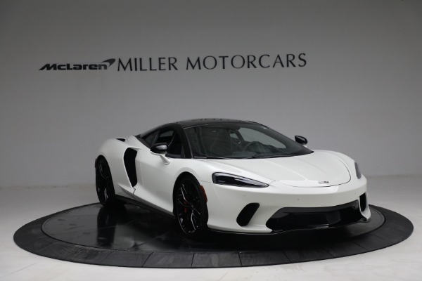 New 2021 McLaren GT Luxe for sale $217,205 at Bentley Greenwich in Greenwich CT 06830 11