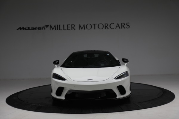 New 2021 McLaren GT Luxe for sale $217,205 at Bentley Greenwich in Greenwich CT 06830 12
