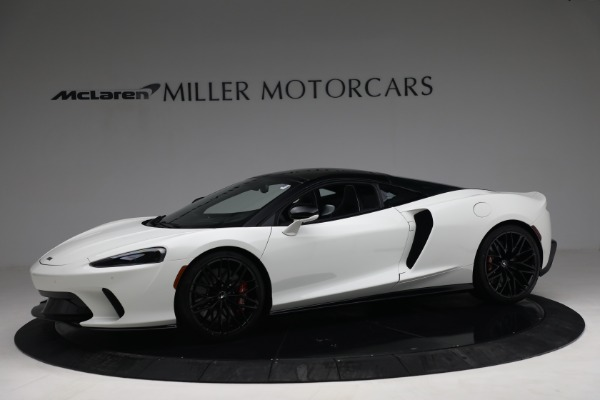 New 2021 McLaren GT Luxe for sale $217,205 at Bentley Greenwich in Greenwich CT 06830 2