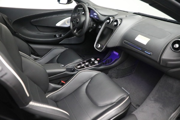New 2021 McLaren GT Luxe for sale $217,205 at Bentley Greenwich in Greenwich CT 06830 21