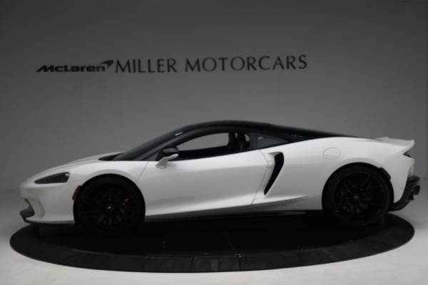 New 2021 McLaren GT Luxe for sale $217,205 at Bentley Greenwich in Greenwich CT 06830 3