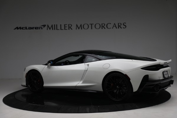 New 2021 McLaren GT Luxe for sale $217,205 at Bentley Greenwich in Greenwich CT 06830 4