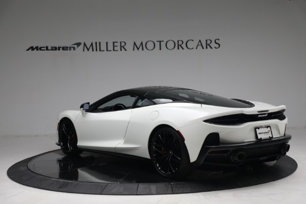 New 2021 McLaren GT Luxe for sale $217,205 at Bentley Greenwich in Greenwich CT 06830 5