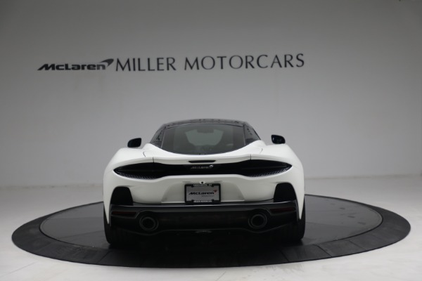 New 2021 McLaren GT Luxe for sale $217,205 at Bentley Greenwich in Greenwich CT 06830 6