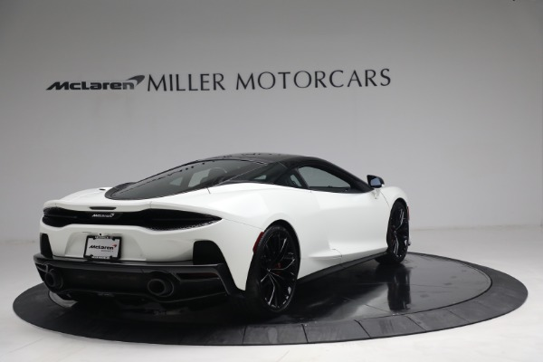 New 2021 McLaren GT Luxe for sale $217,205 at Bentley Greenwich in Greenwich CT 06830 7