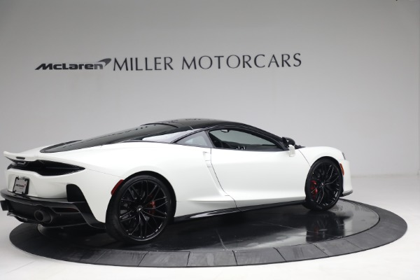 New 2021 McLaren GT Luxe for sale $217,205 at Bentley Greenwich in Greenwich CT 06830 8