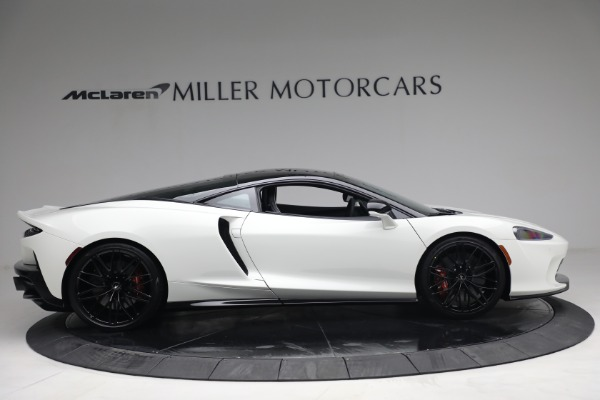 New 2021 McLaren GT Luxe for sale $217,205 at Bentley Greenwich in Greenwich CT 06830 9
