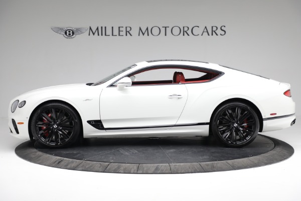 New 2022 Bentley Continental GT Speed for sale Sold at Bentley Greenwich in Greenwich CT 06830 4