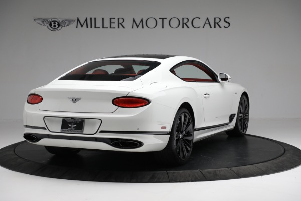 New 2022 Bentley Continental GT Speed for sale Sold at Bentley Greenwich in Greenwich CT 06830 8