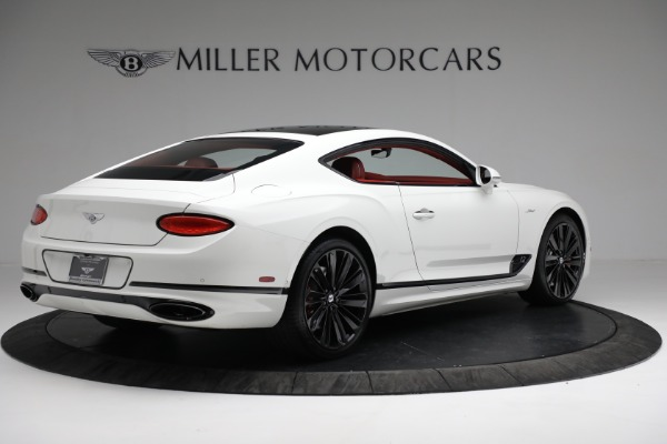 New 2022 Bentley Continental GT Speed for sale Sold at Bentley Greenwich in Greenwich CT 06830 9