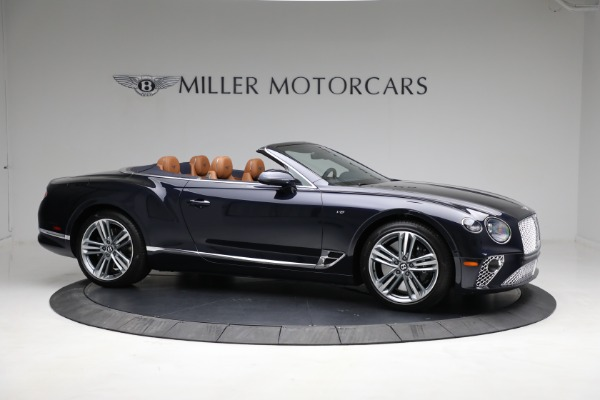 New 2021 Bentley Continental GT V8 for sale Call for price at Bentley Greenwich in Greenwich CT 06830 10