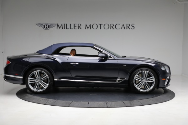 New 2021 Bentley Continental GT V8 for sale Call for price at Bentley Greenwich in Greenwich CT 06830 19