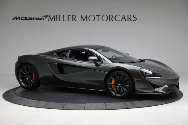 Used 2020 McLaren 570S for sale Sold at Bentley Greenwich in Greenwich CT 06830 10